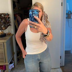 Liz Claiborne Tabitha Mom Denim Wide Leg Jeans 12P